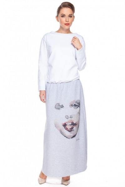 Bawełniana-sukienka-z-nadrukiem-Zwolińska