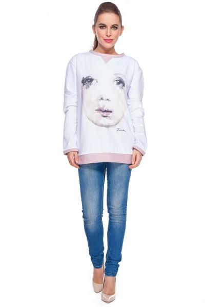 Bluza-w-kolorze-białym-Zwolińska