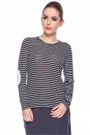 Bluzka-typu-basic-w-czarno-białe-paski-Rabarbar-1