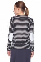 Bluzka-typu-basic-w-czarno-białe-paski-Rabarbar-3