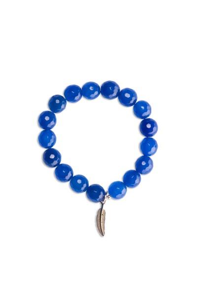 Bransoletka-z-niebieskich-kamieni-naturalnych-Korale-Karola