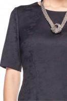 Czarna-sukienka-w-kwiatowy-wzór-Bialcon-4