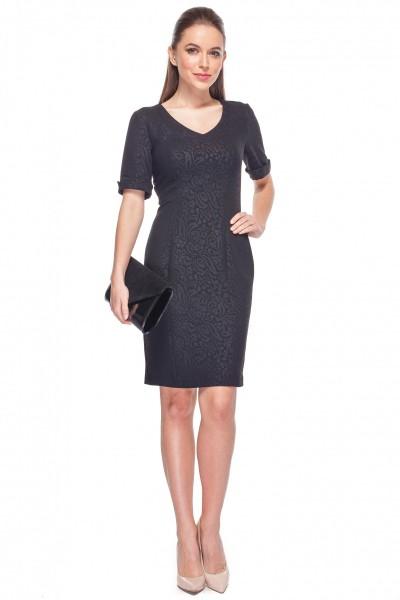 Czarna-sukienka-z-barokowym-wzorem-Sobora