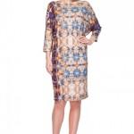 Dzianinowa-sukienka-we-wzory-Bialcon