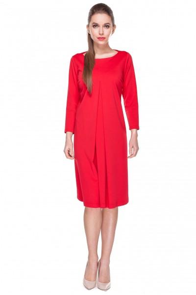 Elegancka-czerwona-sukienka-Darksus