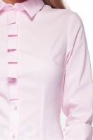 Jasnoróżowa-koszula-z-pionową-listwą-Duet-Woman-4