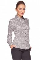 Koszula-w-beżowe-wzory-Duet-Woman-1
