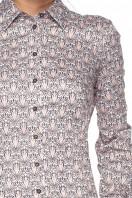 Koszula-w-beżowe-wzory-Duet-Woman-3