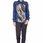 Koszula-we-wzór-łańcuszków-Kumi