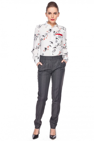 Koszula-z-grafiką-jaskółek-Duet-Woman
