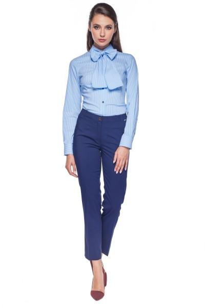 Niebieska-koszula-w-prążki-Duet-Woman