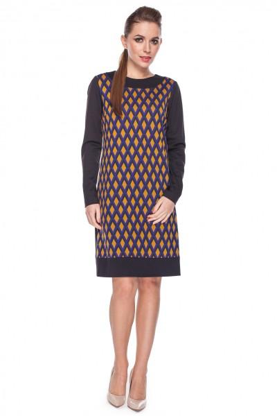 Sukienka-w-geometryczne-wzory-Bialcon