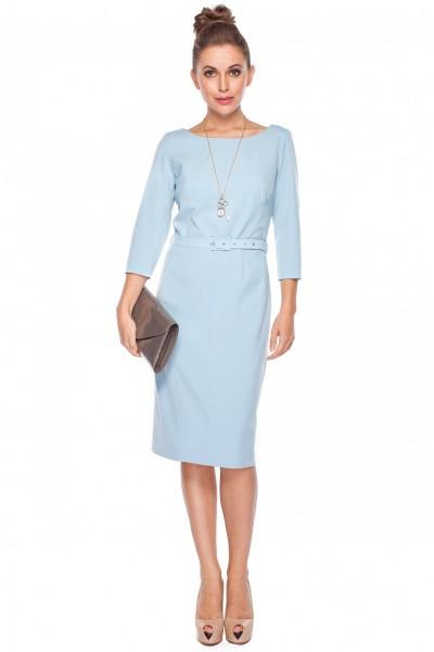 Sukienka-w-kolorze-błękitnym-GaPa-Fashion