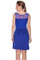 Sukienka-w-różowym-kolorze-ze-wstawką-De-Facto-3