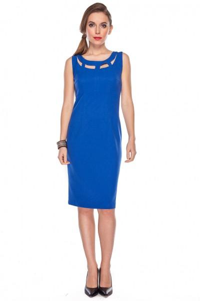 baeb4590f8 Sukienka z tiulową wstawką – GaPa Fashion