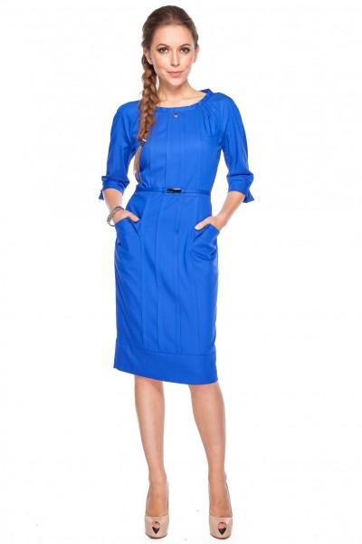 Sukienka-z-plisami-z-przodu-GaPa-Fashion