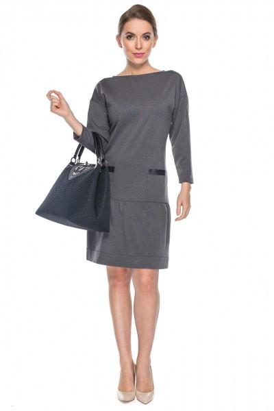 ab970db552 Sukienka-z-rozkloszowanym-dołem-GaPa-Fashion