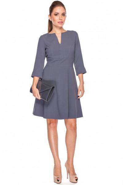 Sukienka-z-wiązaniem-z-tyłu-La-Robe