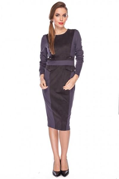 Sukienka-ze-wstawkami-Bialcon